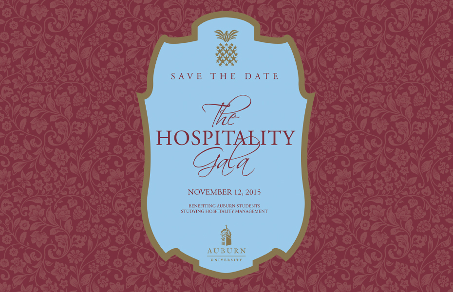 2015 Hospitality Gala Save the Date Card