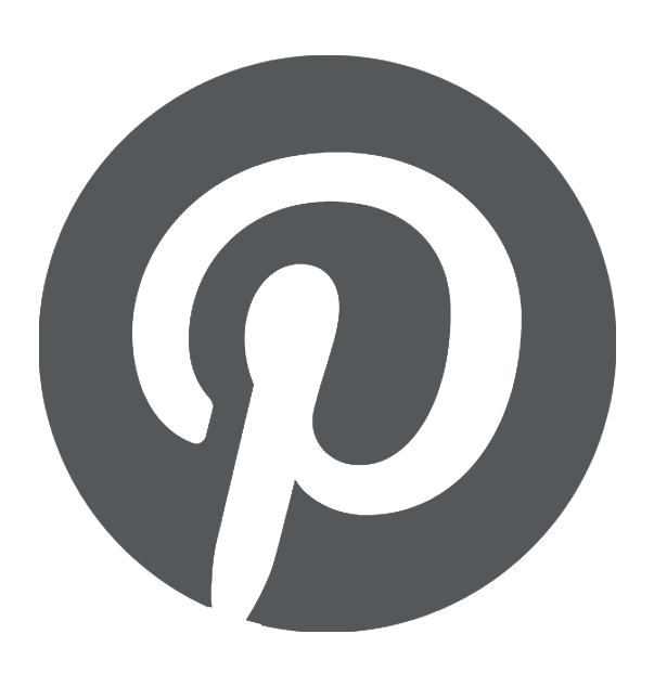 Clickable pinterest icon
